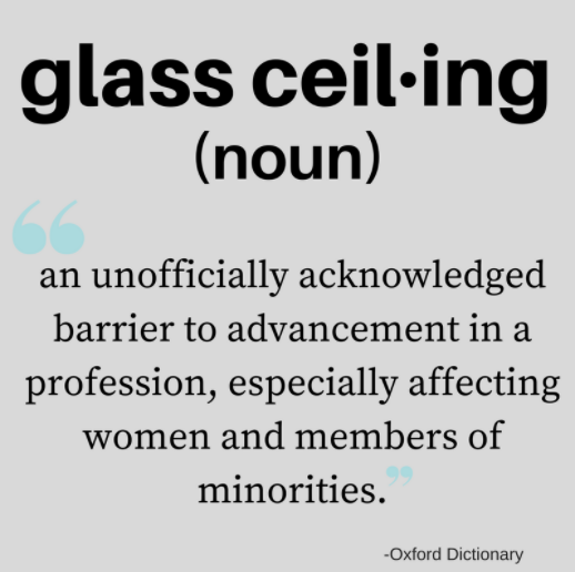 minority women and the glass ceiling essay (cordtz, 2003) glass ceiling is considered as the level beyond which qualified women and minority groups are not allowed to rise in a particular woprkplace the glass ceiling consists of those factors, which form this barrier for the competitive women.